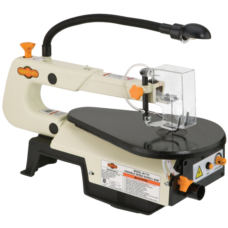 16-Inch Variable Speed Scroll Saw