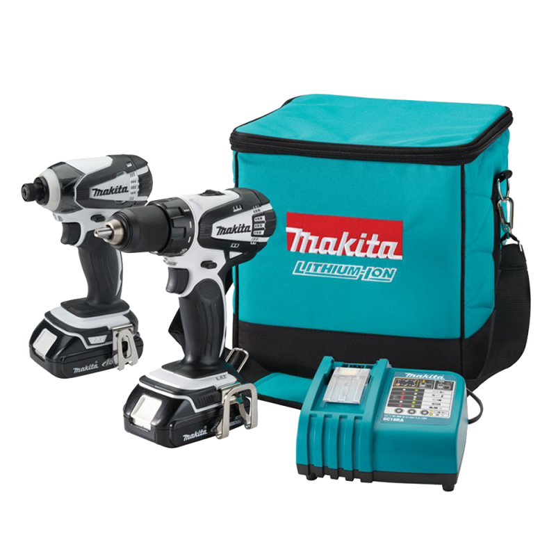 Compact Lithium-Ion Cordless Combo Kit 2-Piece