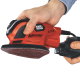 Mouse Detail Sander With Dust Collection